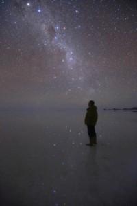 星の舞い降りた夜